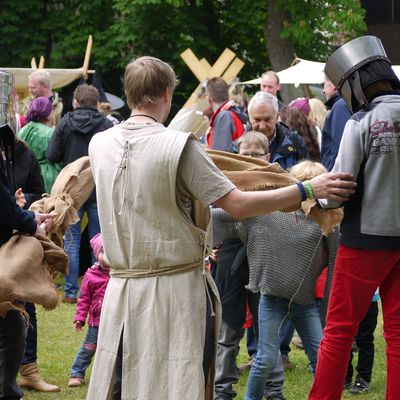 Historisches Kinderfest am 17.05.2014