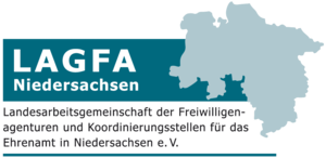 Externer Link: Landesarbeitsgemeinschaft der Freiwilligenagenturen Niedersachsen e.V.
