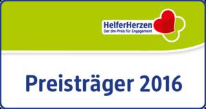Externer Link: Logo HelferHerzen