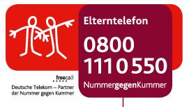 Nummer gegen Kummer: Elterntelefon