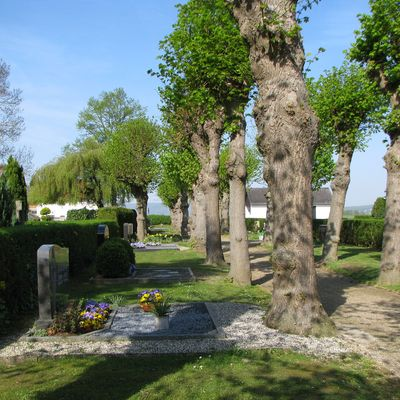 Friedhof in Esbeck