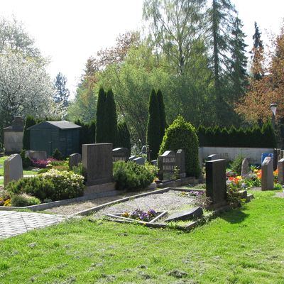 Friedhof in Sehlde